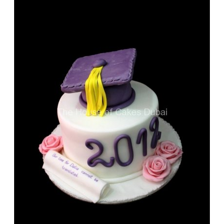 graduation cake 23 7