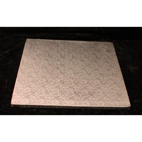 cake board square 35 x 35 cm thick 6