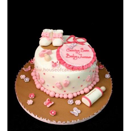 Baby Shower cake 14