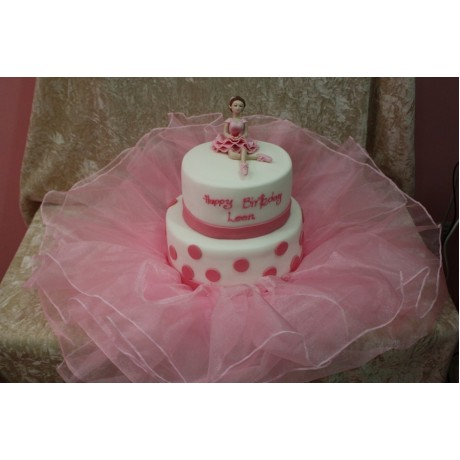 Ballerina Tutu cake