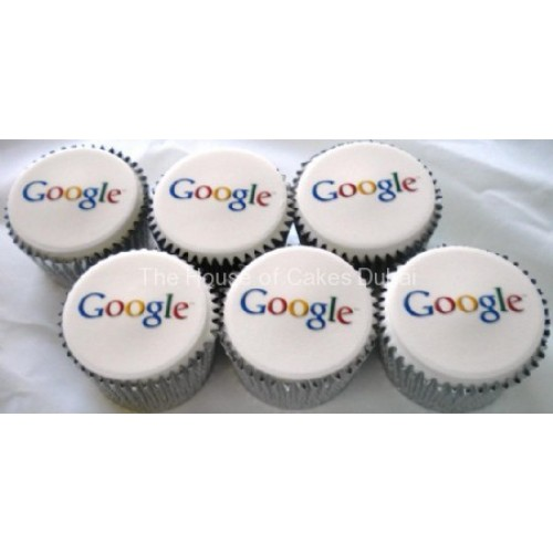copmany logo cupcakes 7