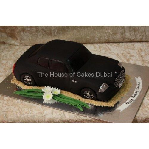 BMW car cake 2