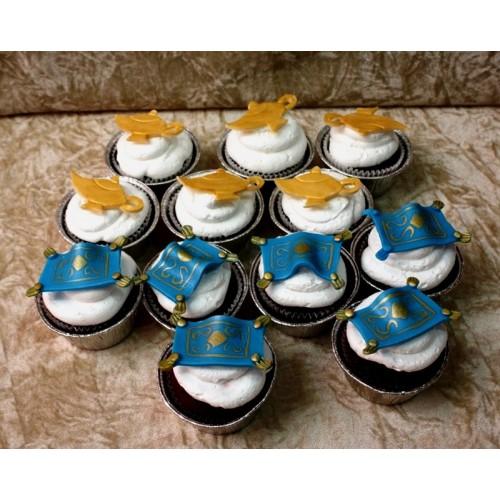 Arabic style cupcakes 2