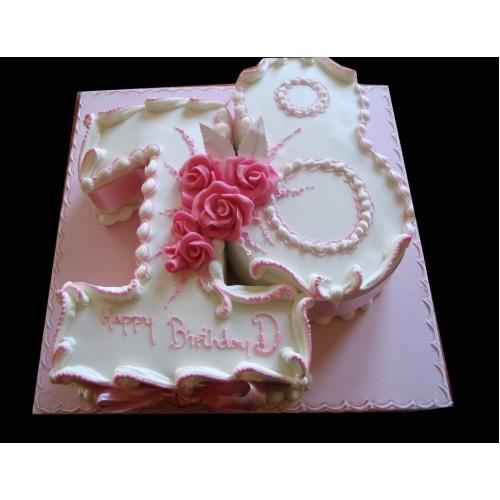 18th birthday cake 5