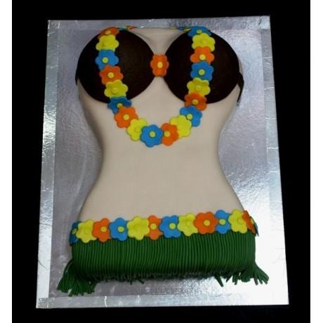 hula girl cake 3 7
