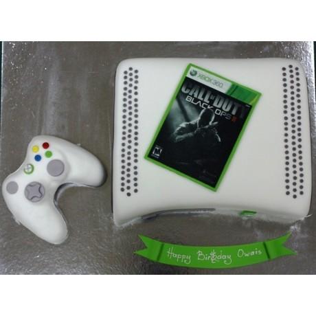 call of duty xbox cake 7