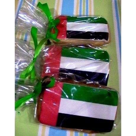 uae flag cookies 13