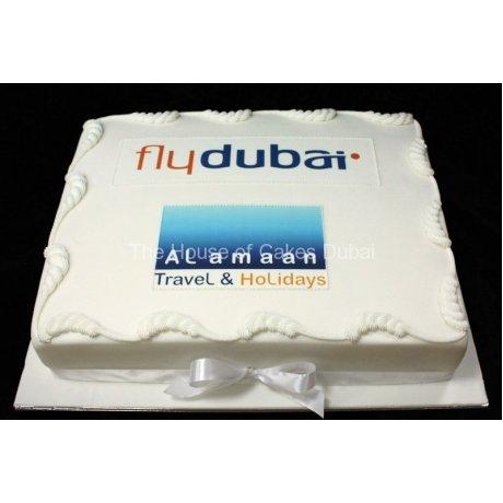 company logo cake 7