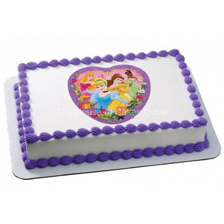 disney princesses cake 14 6