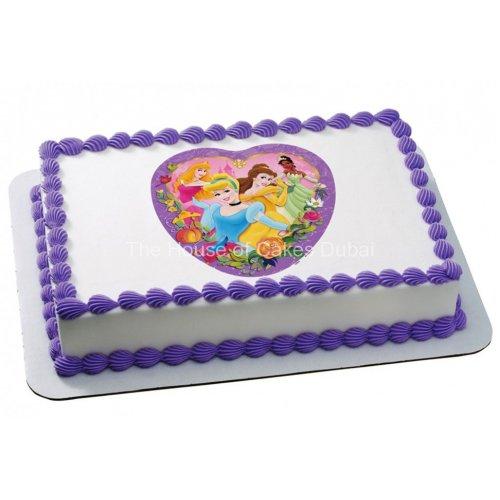 disney princesses cake 14 7