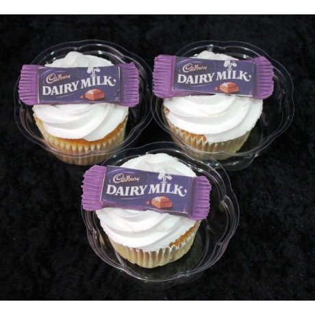 Cupcakes Dairy Milk