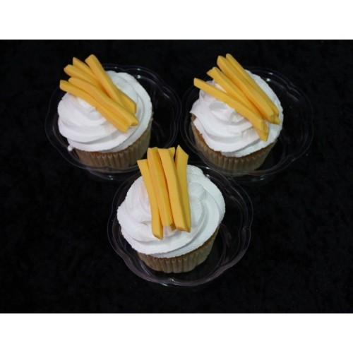 french fries cupcakes 7
