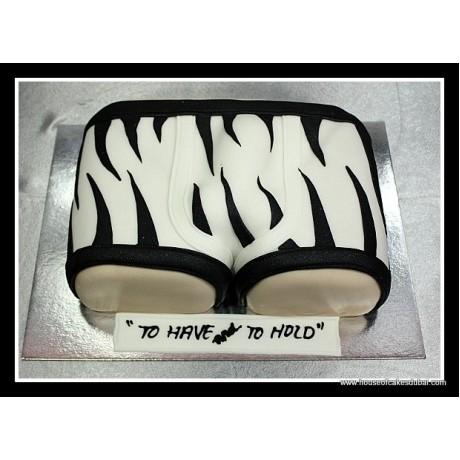 Boxers cake