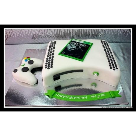 call of duty xbox cake 8