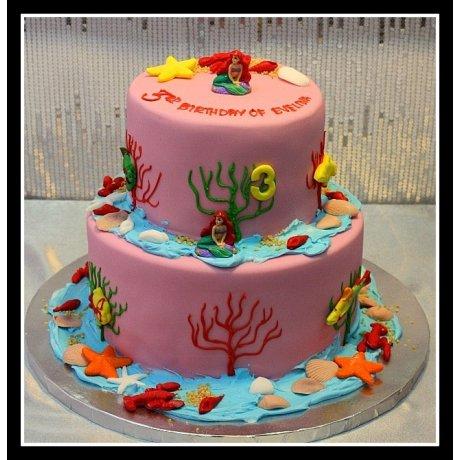 Ariel cake 8