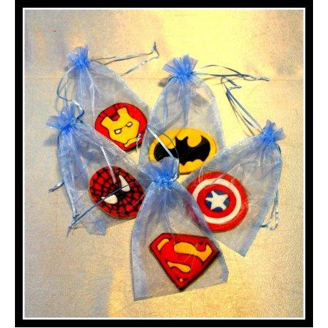 Cookies Superheroes