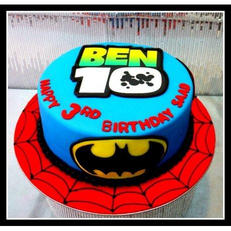 Ben 10 Cake #10
