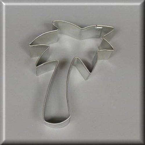 """3.75"""" Palm Tree Cookie Cutter"""