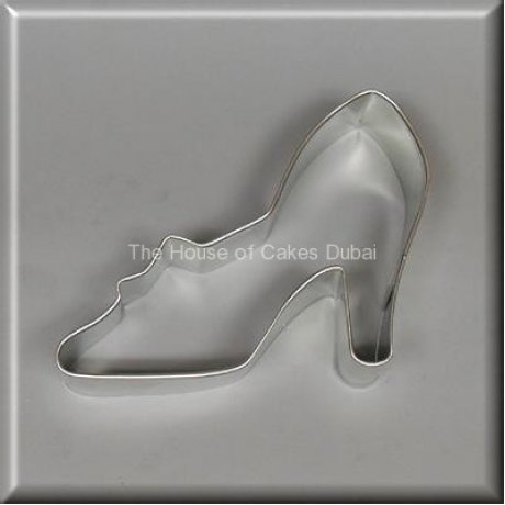 "4"" Shoe or Slipper Cookie Cutter"