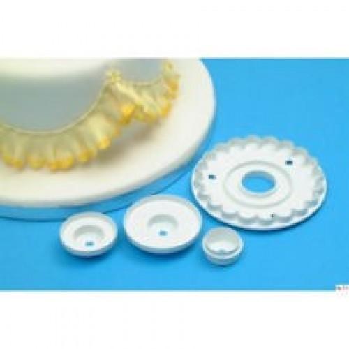 PME plastic cutter garrett frill