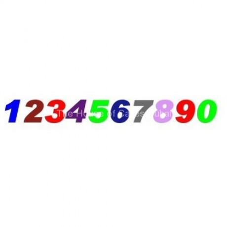 Block Number Cutter Clikstix