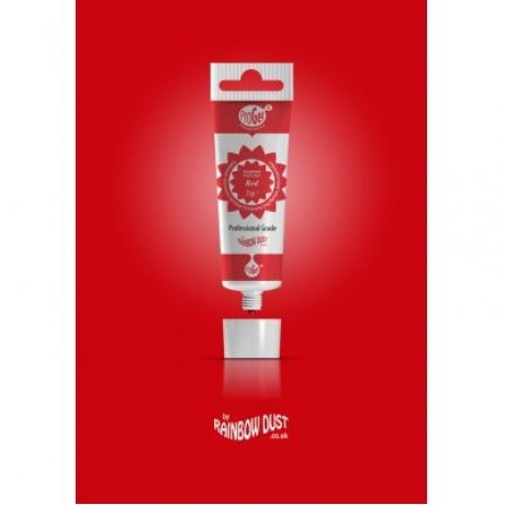 ProGel edible food color - red