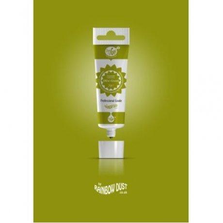 ProGel edible food color - olive green