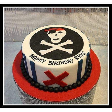 Pirate cake 15
