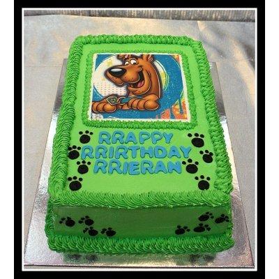 Scooby Doo Cake 3