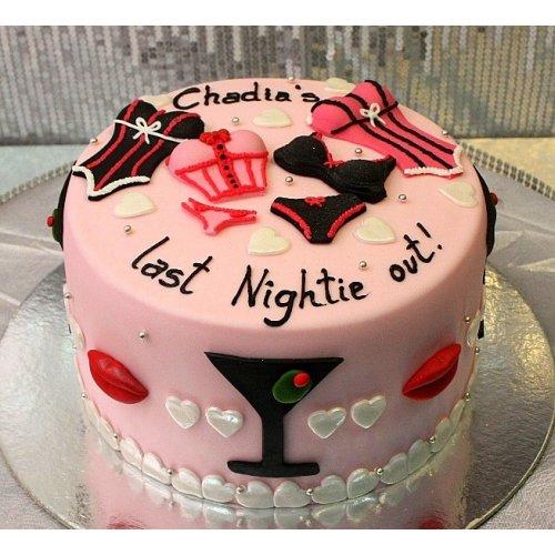Bridal Shower cake 1