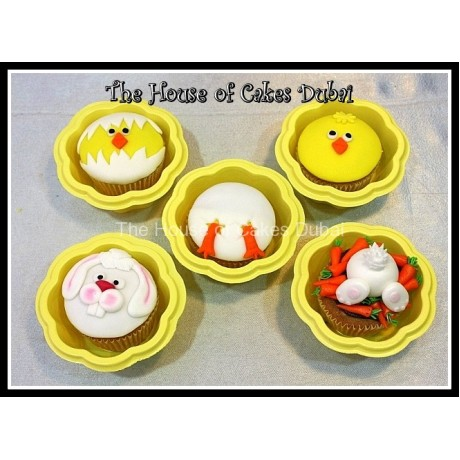 Easter Cupcakes 2