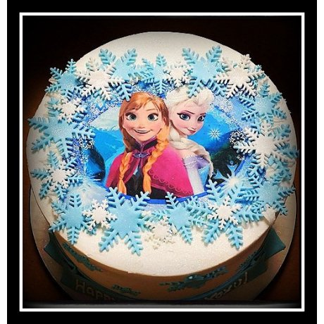 Frozen cake 18
