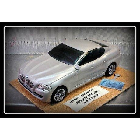 BMW cake 3