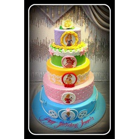 disney princesses cake 19 7