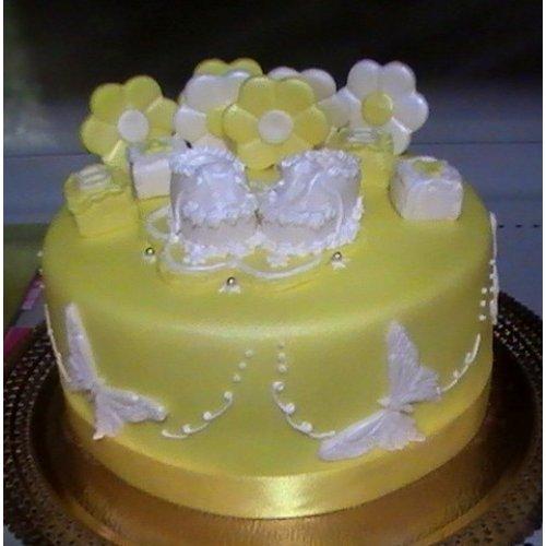 Baby Shower Cake 4