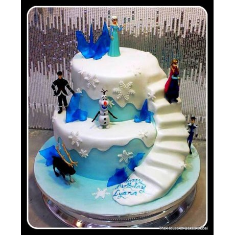 frozen cake 22 7