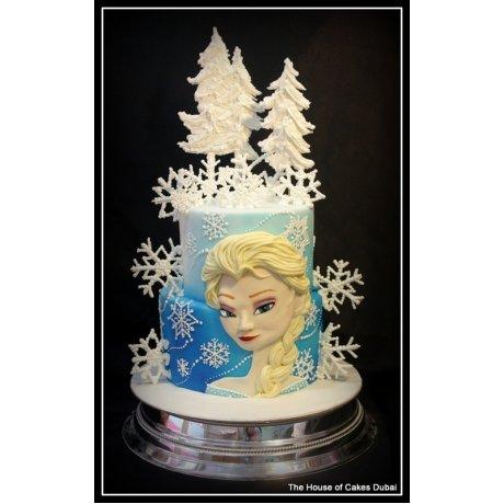 Frozen cake 25