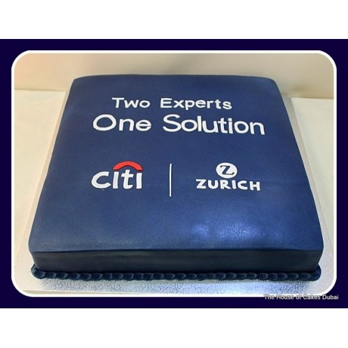 Cake for Zurich and City bank