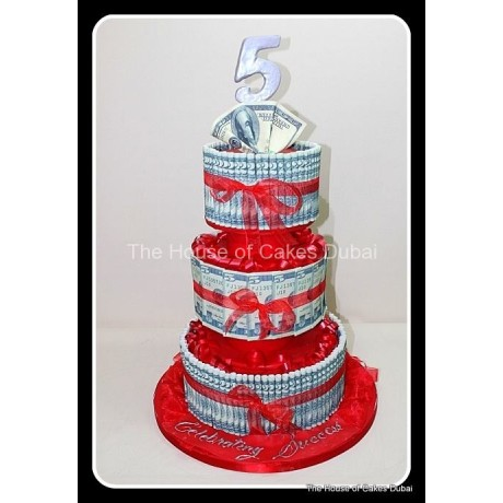 A lot of money cake 2