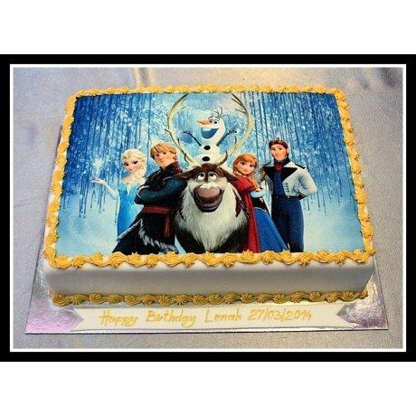 frozen cake 3 8