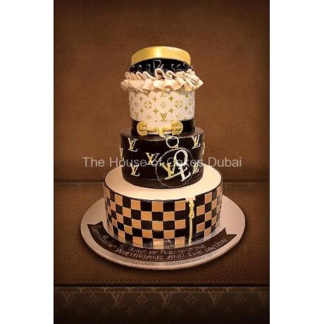 Louis Vuitton Cake 8