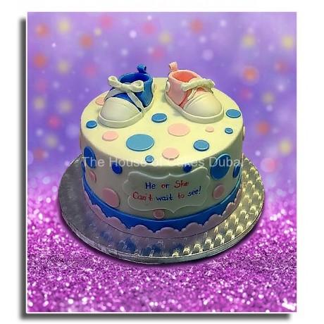 gender reveal cake 3 8