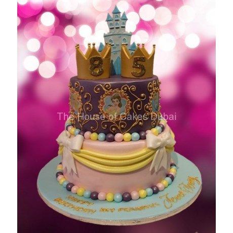 disney princesses cake 20 7