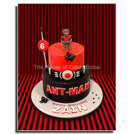 Ant Man Cake 1