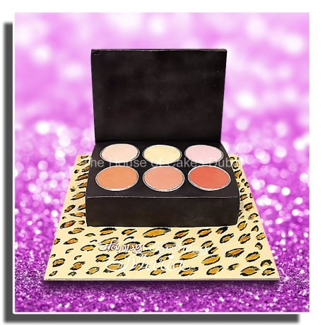 eyeshadows palette cake 6