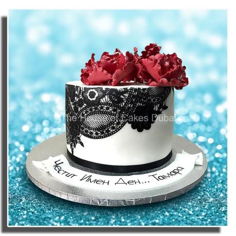 belgium lace cake 6