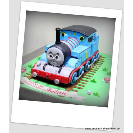 Thomas Tank Engine Cake 11