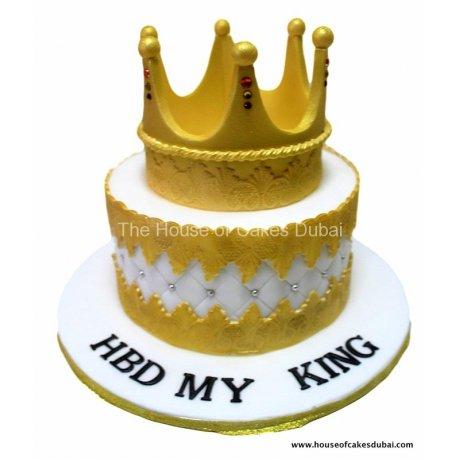 crown cake 22 7