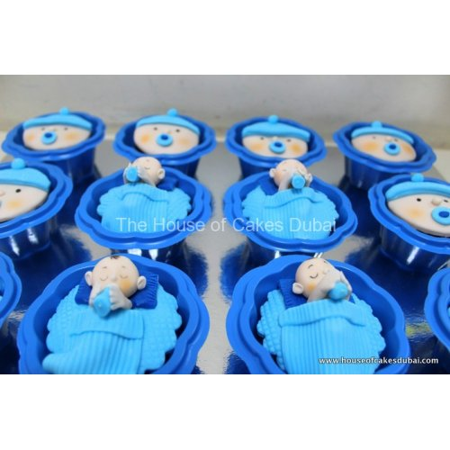 Baby cupcakes 4