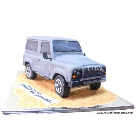land rover cake 6